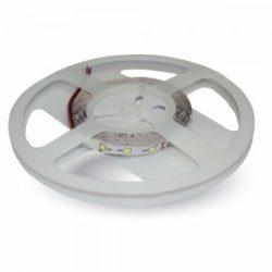 LED szalag 3528 - 60LED/m Hideg fehér IP20