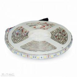 LED szalag 5050 - 60 LED/m RGB IP65
