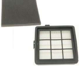Hepa Filter Szivacs levegőszűrővel Gorenje VCK1601 RCYIII/ VCK1501BCYIII/ Solac AS3240