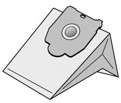 LG Limpio porzsák