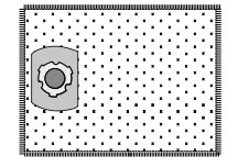 Univerzális takarítógép mikroszálas porzsák