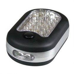 EMOS LED LÁMPA 24+3 LED 3xAAA