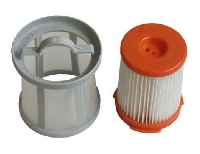 Hepa Filter Szűrővédővel ZANUSSI ZAN 1655 stb. AEG Electrolux