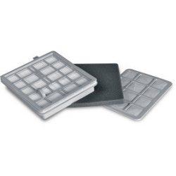 Hepa Filter/Szűrő készlet Sencor SVX004HF/ SVC 1020 Chilli