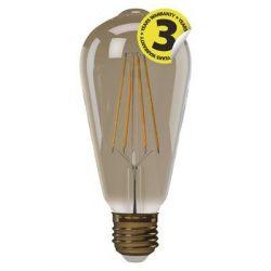 EMOS LED IZZÓ VINTAGE ST64 E27 4W WW+
